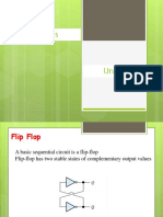 Stld Unit 4 Sequential Logic Circuits