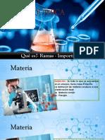 Quimica - Clase i
