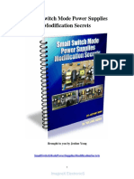 Small Switch Mode Power Supplies Modification Secrets.pdf