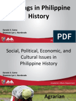 Philippine History Lesson 11