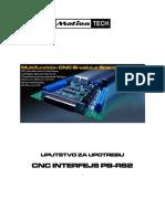 Cnc Interfejs Pb-2rs