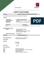 Petron Safety Data Sht LPG