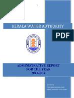 Administrative Report 2013 14