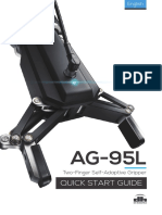 Quick Start Guide AG-95L for Aubo