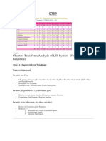 DTSP Study