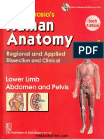 BD Chaurasia's Human Anatomy, Volume 2 – Lower Limb, Abdoman and Pelvis, 6th Edition.pdf