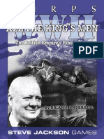 Gurps - Wwii - All the Kings Men