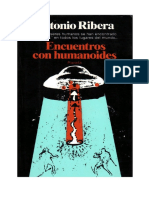 Antonio Ribera - Encuentros con humanoides++