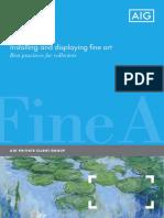 Pcg Fine Art Brochure