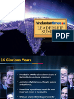 HT Leadership Summit 2019 - Pre Event Deck