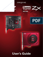 Creative Sound Blaster Z SB1500