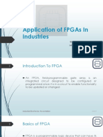 Application of FPGAs in Industries