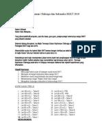 Teks Pengacara Majlis Kejohanan Olahraga Dan Sukaneka SKKT 2010