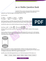 CBSE Class 10 Maths Question Bank (1)
