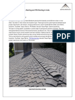 Composite Roofing and TPO Roofing in India_Aditya_Profiles