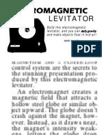 Electromagnetic Levitator