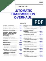 [MITSUBISHI] Manual de Taller Mitsubishi Outlander 2007