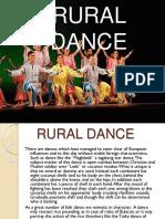 Rural Dance