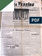 Buna Vestire anul I, nr. 113, 14 iulie 1937
