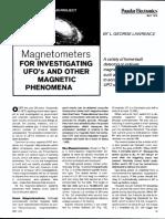 Magnetometers