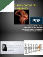 Cambios Fisiologicos Del Embarazo Lemc