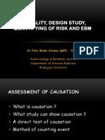 EBM,Design Study,Quantifying Risk
