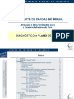 CNT Transporte de Carga No Brasil