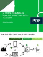Digital Training Guide EPSV VSent4 ENG
