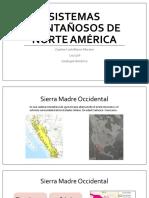 Sistemas Montañosos de Norte América