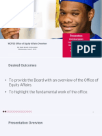 2019-06-05 NCSBE.06052019.WCPSS.OEA.Overview.v2