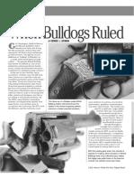 Revolver Buldog Numero 1