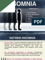 Tugas Insomnia