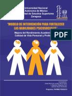 Modelo Intervencion Fortalecer Habilidades Psicosociales