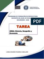 Caratula de HGE - TAREA