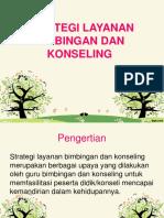 5. Strategi Layanan BK