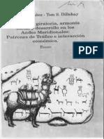 NUÑEZ, L. y T. DILLEHAY. Movilidad giratoria, armonía social y desarrollo en Los Andes Meridionales_patrones de tráfico e interacción económica. 1995.pdf