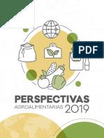 Perspectivas Agroalimentarias 2019