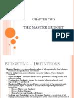 Cost II Chapter 2