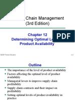 12807308 Supply Chain Management