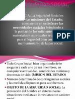 1º Clase Seguridad Social