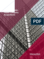 MA in Canada Public Acquisitions