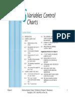 x Barr Chart