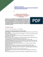 Bibliographie Sur La Guerre en Ex-Yougoslavie - MSF
