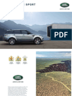 Range Rover Sport Catalogo 1L4941710C0SBESES01P Tcm291 359917