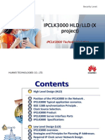 IP Clock Technical Solution