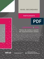 Toma de notas a partir de exposiciones orales - Participante.pdf