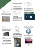 Proceso Constructivo en Redes de Agua Potable