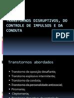 Transtornos disruptivos, do controle de impulsos e.pptx