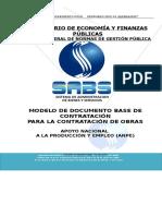 DBC Perf Pozo Quebracho