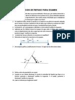 Ejercicios de Repaso Para Examen Arquitectura UNC
